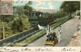 Madeira Monte Railway And Sledge Car. - Madeira