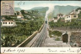 Madeira Funchal Elevador Do Monte - Madeira