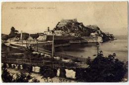 Corfoli - La Citadelle - Cote Sud - Formato Piccolo Non Viaggiata - R - Grecia