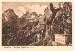 PRIMIERO ( TRENTO ) RIFUGIO TREVISO - EDIZIONE NANNI GADENZ  ( 589 ) - Trento