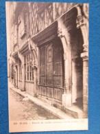 Blois. Details De Vielles Maisons, Rue St Lubin. LL 303 - France