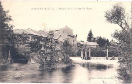 SORGUES - L' Ouvèze - Moulin De La Grange Des Roues   écrite  Excellent état - Sorgues