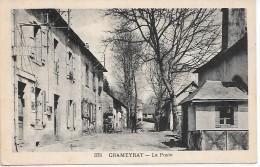 CHAMEYRAT - La Poste - France