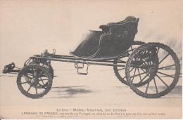 CPA Lisboa - Museu Nacional Dos Coches - Carrinho De Passeio  (10937) - Taxi & Carrozzelle