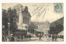 Cp, 31, Luchon, Le Casino, Voyagée - Luchon