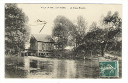 AISNE  /  NEUFCHATEL-sur-AISNE  /  LE  VIEUX  MOULIN  ( Moulin à Eau, Minoterie ) /  Edit.  MEISSON - France