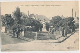 MEUNG SUR LOIRE  Square Jehan De Meung Animée - Other Municipalities