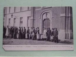 Overstrooming Van 12 Maart 1906 Veroer Van Levensmiddelen Klooster / Patronage - Anno 1938 ( Zie Foto Voor Details ) - Hamme