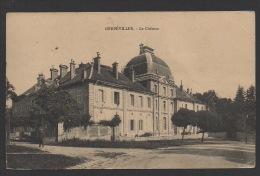 DF / 54 MEURTHE ET MOSELLE / GERBÉVILLER / LE CHÂTEAU / CIRCULÉE EN 1913 - Gerbeviller