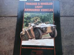 Tracked E Wheeled Light Armoured Vehicles - Revistas & Periódicos