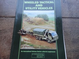 Wheeled Tactical And Utility Vehicles - Revistas & Periódicos