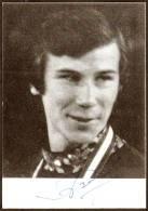 FIGURE SKATING / ALEXANDER SAIZEW - WINNER WINTER OLYMPIC GAMES INNSBRUCK 1976 E LAKE PLACID 1980 - NUOVA - Juegos Olímpicos