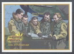 Sierra Leone - 2001 Battle Of Britain Block (2) MNH__(TH-7983) - Sierra Leone (1961-...)
