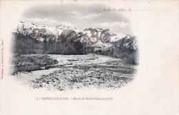 (04) Seyne-Les-Alpes - Massif De Roche-Close - Altitude 2763 M - 2 SCANS - Autres Communes