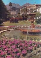 MENTON - Le Jardin Biovès - 1975 -   (3843) - Menton