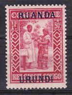 Ruanda Urundi  Cat: OBP/COB  nr 85     neuf charni�re- postfris  plakker- MH   (X)