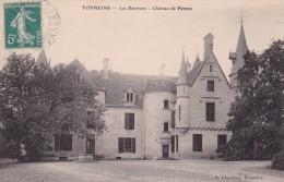 (175) Tonneins Le Chateau De Ferron - Tonneins