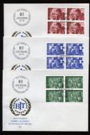 SCHWEIZ, SUISSE, 1975,  BIT,  BUREAU INTERNATIONAL DU TRAVAIL - Service