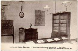 Belgique - Lustin Sur Meuse - Pensionnat St-Thomas De Villeneuve - Une Classe ( édit. Desaix ) - Belgique
