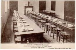 Belgique - Lustin Sur Meuse - Pensionnat St-Thomas De Villeneuve - Réfectoire Des Elèves ( édit. Desaix ) - Belgique