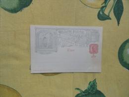1898 Biglietto Postale Bilhete Postal Centeneario Da India 1498 1898 NUOVA Da 2 Avos TIMOR Portoghese - East Timor