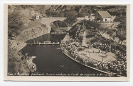 FRANCE ~ RPPC Basin Nautique ANNONAY (Ardeche) C1950's Real Photo Postcard - Annonay