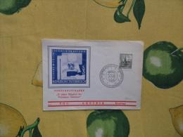 14.6.1968 10 Jahre Mitglied Der Vereinten Nationen Entwigklungsprogramm Annullo Speciale United Nations - 1961-70 Covers