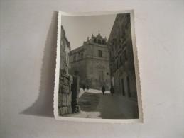 ENNA Una Via   Foto Numero 4 ( Originale 100 X 100 ) Fatta In  Un Viaggio Nel 1955 - Enna