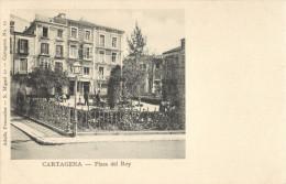 CARTAGENA - PLAZA DEL REY ( ADOLFO FERNANDEZ - S MIGUEL 10 - CARTAGENA N° 12 ) - Murcia
