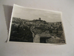 ENNA Panorama    Foto ( Originale 100 X 100 ) Fatta In  Un Viaggio Nel 1955 - Enna