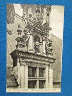 Chateau De Blois. Aile Francois Ier., Fenetre - Blois