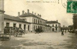Belfort - La Gare - Belfort - Ville