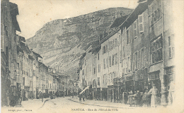 Nantua, Rue De L'Hotel De Ville           (Ain [01] ) - Nantua