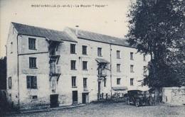 """78 MONTAINVILLE Le Moulin """"papier"""" - Autres Communes"""
