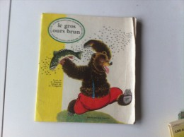 Ancien Et RARE  Albums Dodo LE GROS OURS BRUN TEXTE DUPLAIX ET IMAGES TENGRENN - Books, Magazines, Comics