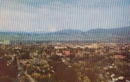 Pocatello Industrail Center And Railroad Hub Of Idaho Pocatello Idaho - Pocatello