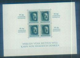 D-r Block  9  Xx  R;seite Fingerabdrücke  #dx691 - Deutschland