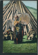 RUSSIE - SIBERIE - ALTAÏ - Un Jaman (sorcier) D' Altaï - Russia