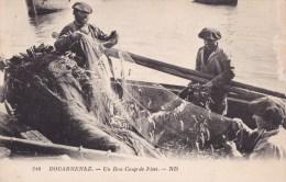 "DOUARNENEZ ""UN BON COUP DE FILET"" (SA) - Pesca"