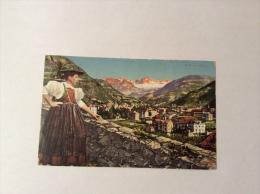 GRUS AUS BOZEN VIAGGIATA 1912 F.P - Bolzano (Bozen)