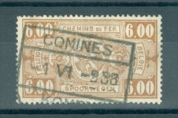 "BELGIE - OBP Nr TR 158 - Cachet  ""COMINES - KOMEN"" - (ref. VL-3238) - 1923-1941"