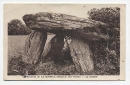 FRANCE ~ Le Doimen LA ROCHE-L'ABEILLE (Haute-Vienne) 1951 Postcard - France