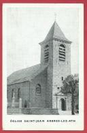 Arbres-lez-Ath - Eglise Saint-Jean ( Voir Verso ) - Ath