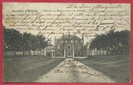 Ensival - Château De Maison-bois ( Vue D'avant ) - 1902 ( Voir Verso ) - Verviers