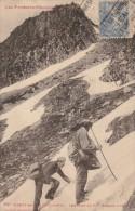 MASSIF DU CARLITTE - ASCENSION DU PIC - PASSAGE DIFFICILE -66- - Andere Gemeenten