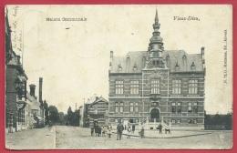 Oude God - Gemeentehuis  - 1907 ( Verso Zien ) - Mortsel