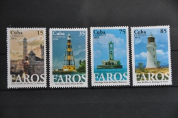 O 258 + CUBA 2014 LIGHTHOUSE VUURTOREN MNH NEUF ** - Faros