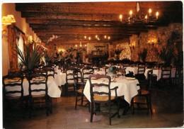 83  GINASSERVIS   -  HOTEL RESTAURANT  -  LE BASTIER  -  CPM 1950/60 - Altri Comuni