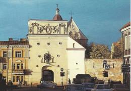 Vilnius Ausra ( Medininkai ) Gate. Lithuania.  # 04292 - Lithuania