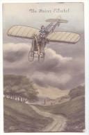 38 - Un Baiser D'AUBEL  *avion* - Aubel